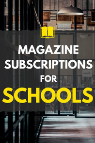 Magazine subscriptions for schools | magazine.co.uk