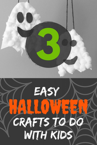 3 Easy Halloween Crafts to do with Kids | magazine.co.uk