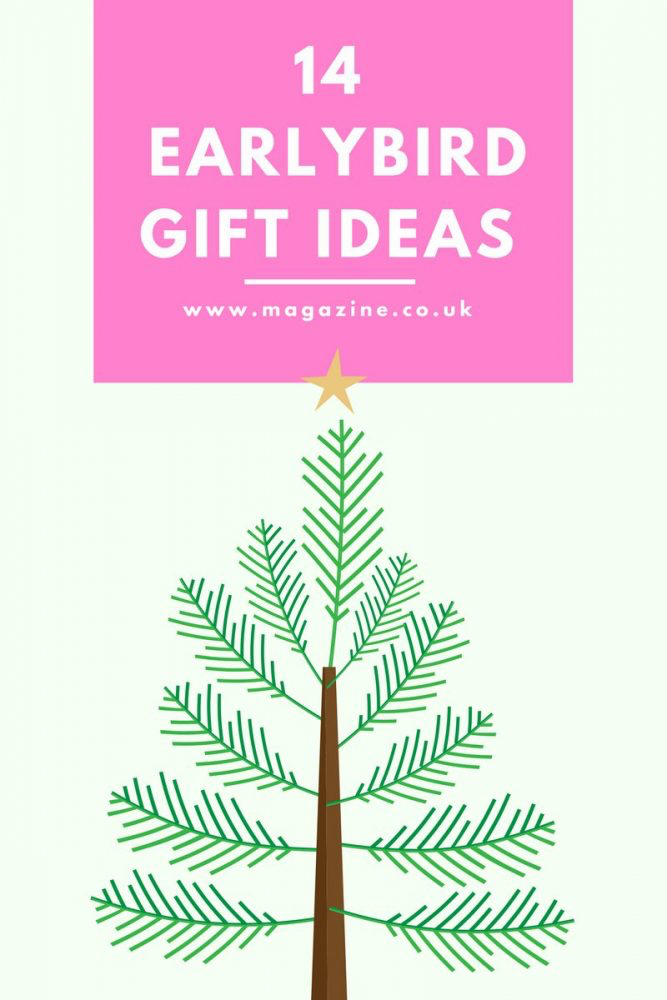 earlybird gift ideas christmas 2017