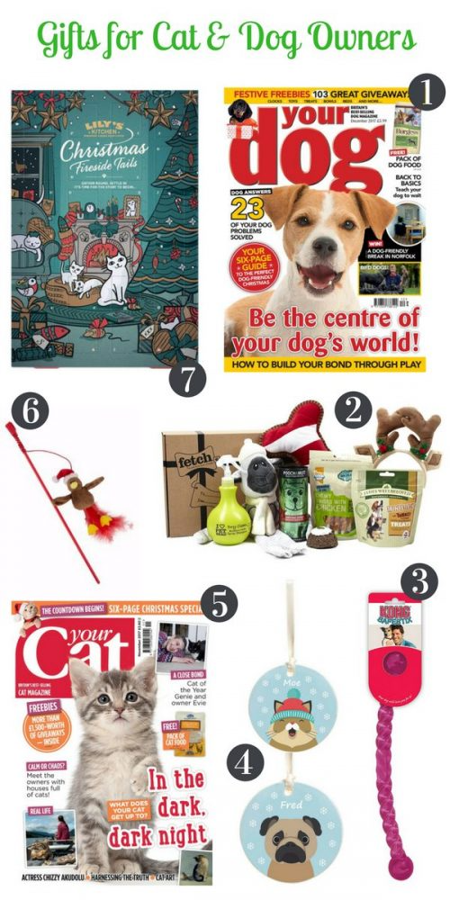 Gifts for Cat and Dog Owners