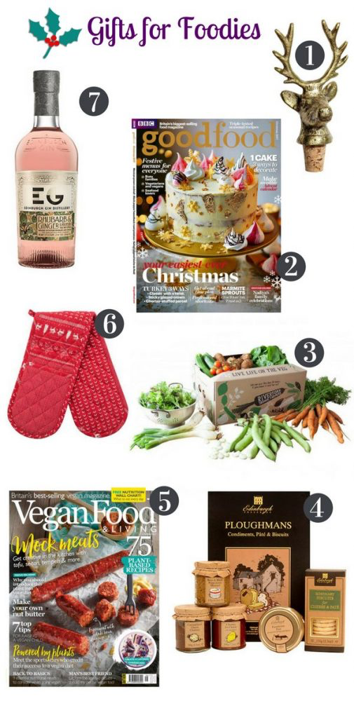 Gifts for Foodies | magazine.co.uk