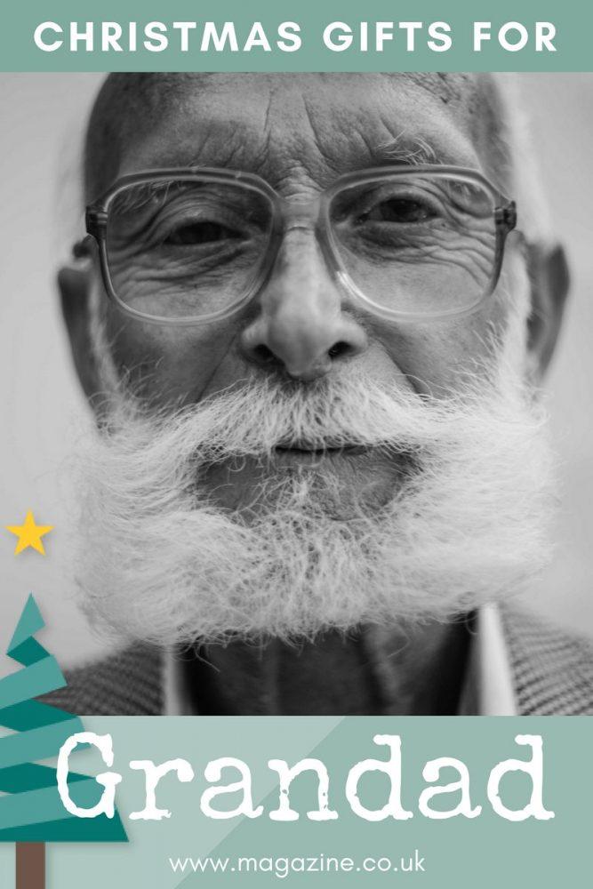 Christmas Gifts for Grandad | magazine.co.uk