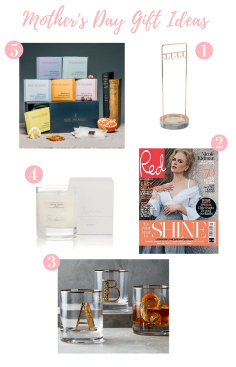 Mother's Day Gift ideas from magazine.co.uk