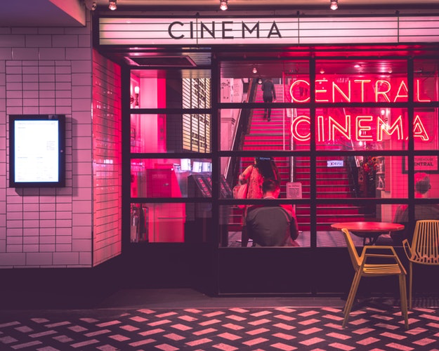 Cinema - 6 Things To Do in London on Valentine's Day 2018