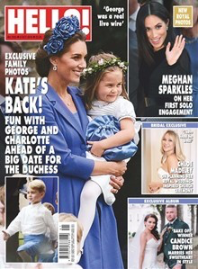 Hello- The 10 best magazines for mums