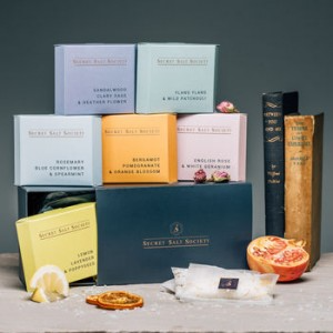 Mineral Bath Infusions Gift Collection -Mother's Day Gift Ideas