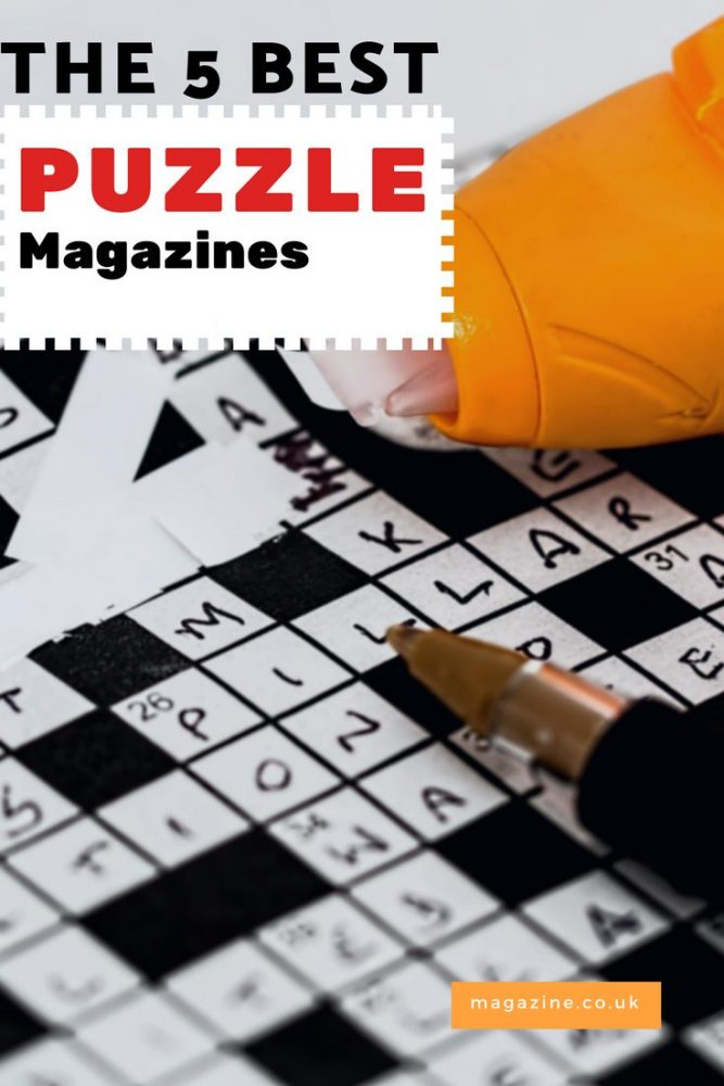 the 5 best puzzle magazines