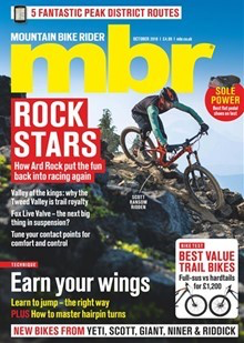 mountain-bike-rider - The 5 best outdoor fitness magazines