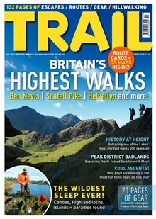 Trail- The 5 best outdoor fitness magazines