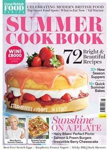 the 5 best cooking magazines - great british food