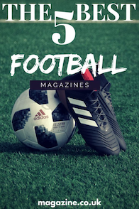 the 5 best football magaines