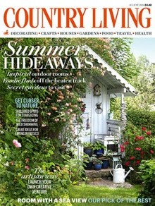 Country Living - The 5 Best Home & Living Magazines
