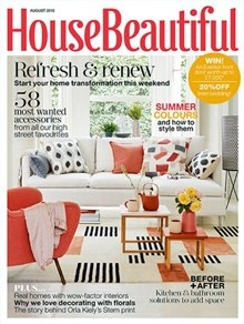 House Beautiful - The 5 Best Home & Living Magazines