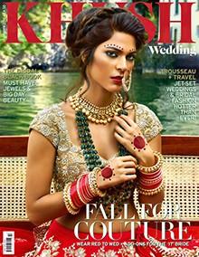 Khush Wedding - the top 3 wedding magazines