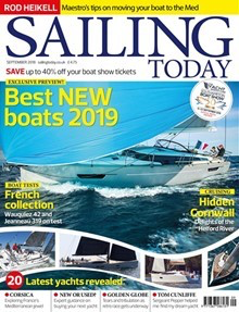 Sailing Today - the 5 best boats & sailing magazines