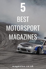 the 5 best motorsport magazines