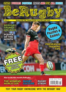 The Top 3 Rugby Magazines - BeRugby