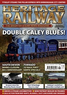 the 5 best train magazines - heritage railway