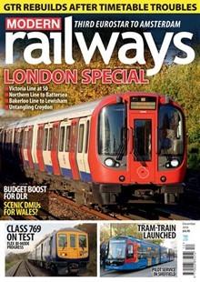 the 5 best train magazines - modern railways