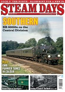 the 5 best train magazines - steam days