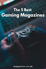 Xbox controller - The 5 Best Gaming Magazines - magazine.co.uk