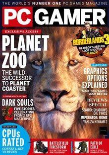 PC Gamer magazing
