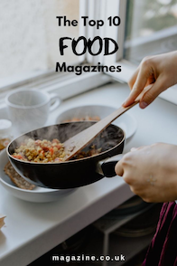 the top 10 food magazines