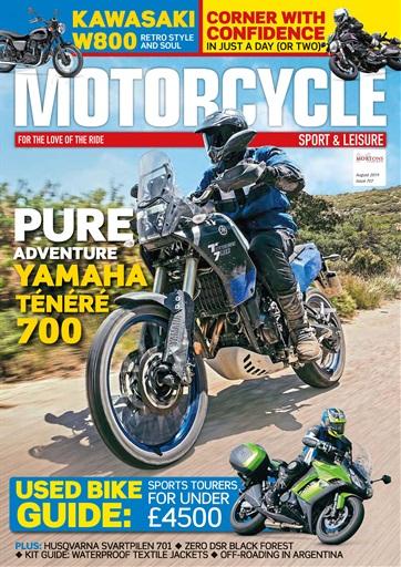 Motorcycle Sport & Leisure Magazine