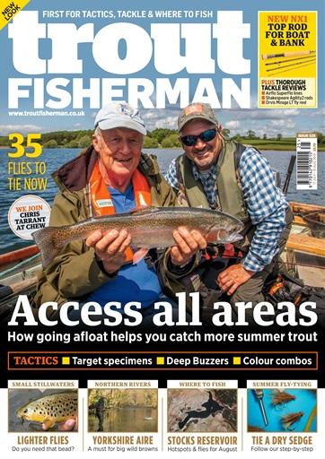 Trout Fisherman Magazine