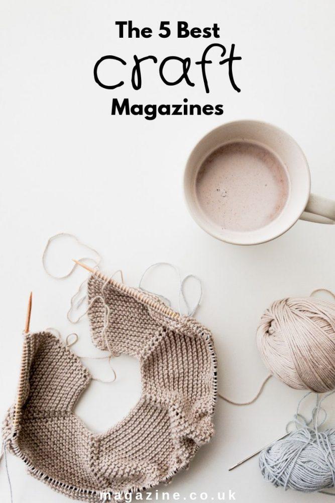 the 5 best craft magazines