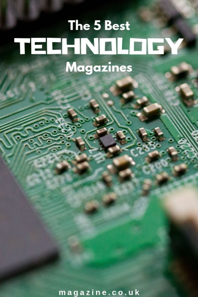 The 5 best technology magazines