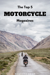 the top 5 motorcycle magazines