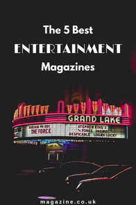the 5 best entertainment magazines