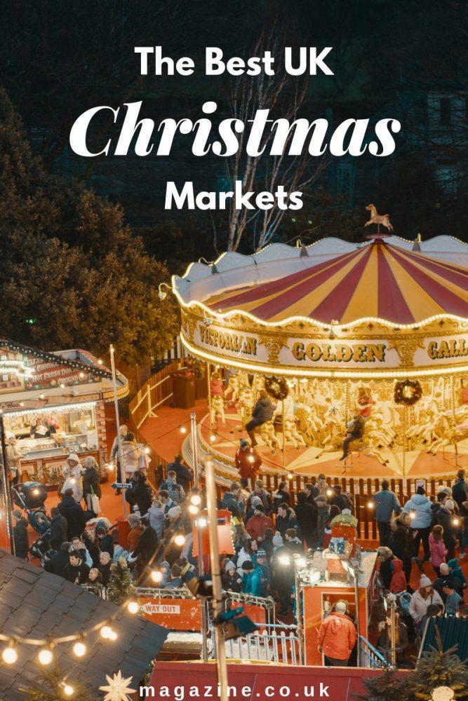 the best uk christmas markets
