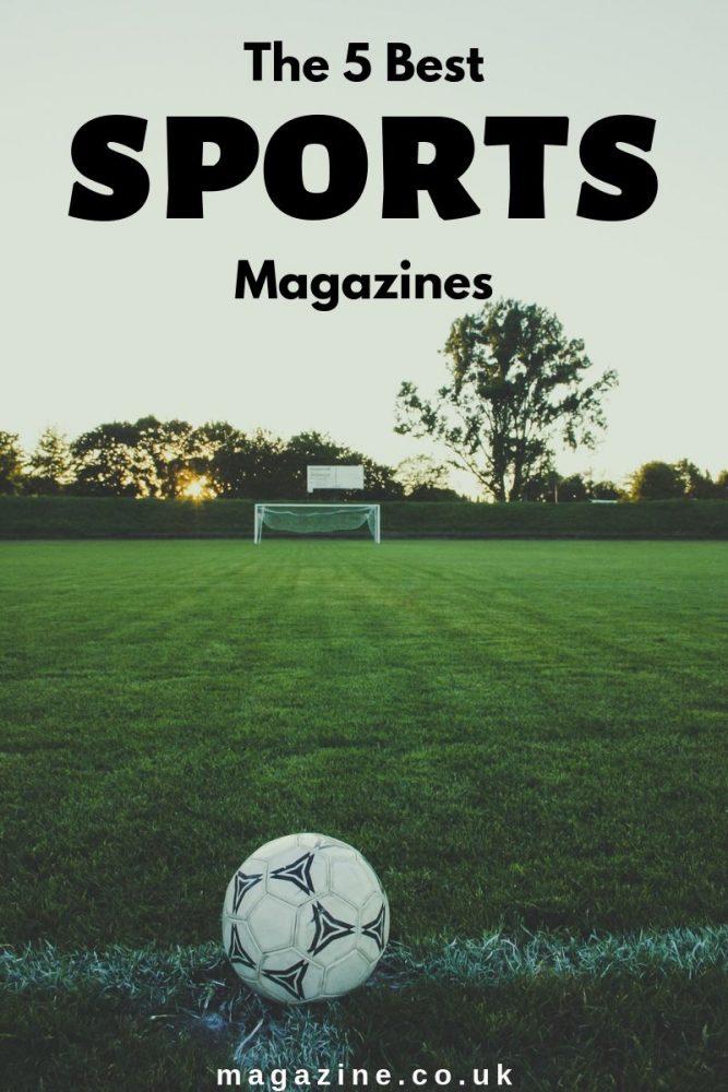 the 5 best football magazines
