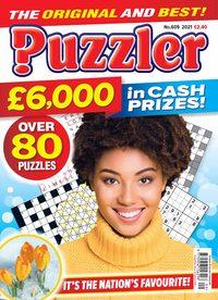 Puzzler magazine subscription