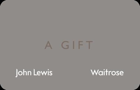 John Lewis Voucher Gift