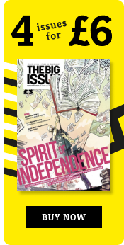 The Big Issue offer