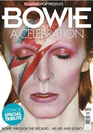 Free Bowie Celebration bookazine