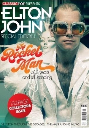 Elton John Free Gift