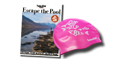 Outdoor Swimmer free gift