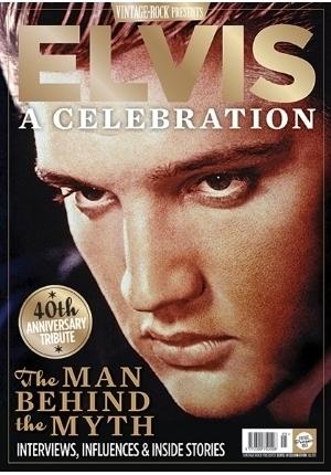Free Elvis Celebration bookazine