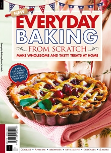 Everyday baking from scratch book