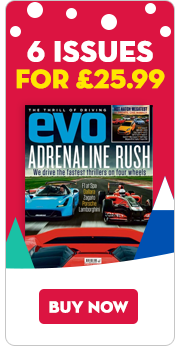 Evo magazine offer