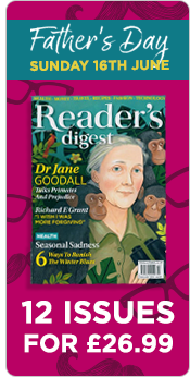 Readers Digest Offer