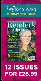 Readers Digest Offer