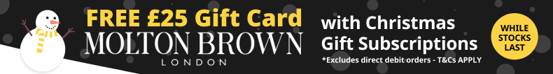 Molton Brown Gift Card Offer
