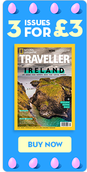 National Geographic Traveller Offer