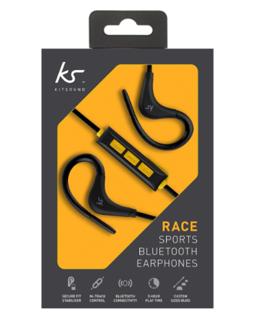 Kitsound Race Headphones Gift