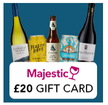 £20 Majestic gift card